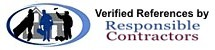 Verified Responsible Contractor